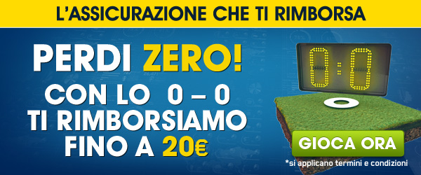 Bonus scommesse William Hill.it