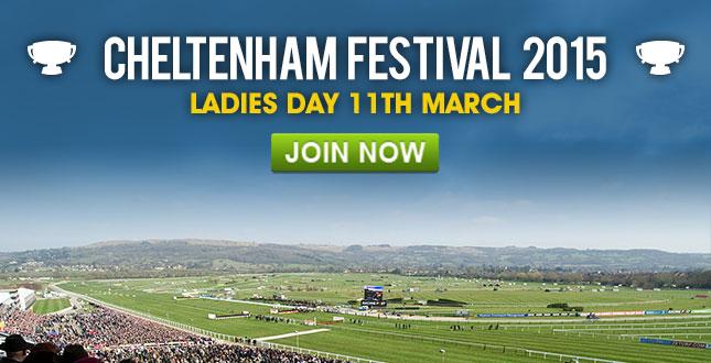 cheltenham races 2015 ladies day!